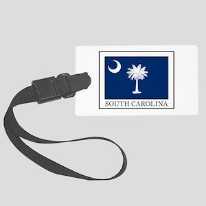 South Carolina Large Luggage Tag
