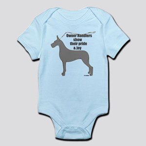 CBlu OH Show Their p&j Infant Bodysuit