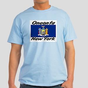 Oneonta New York Light T-Shirt