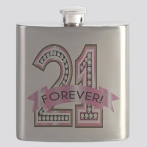 21 Forever Flask