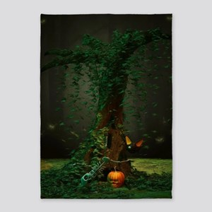 Halloween Night 5'x7'Area Rug