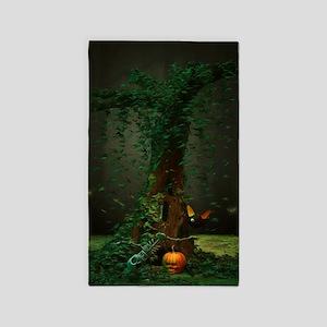 Halloween Night Area Rug