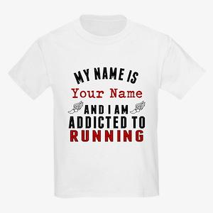 Addicted To Running T-Shirt