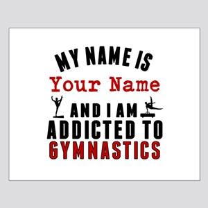 Addicted To Gymnastics Posters