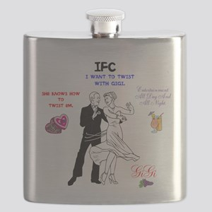 IFC GIGI TWIST. Flask