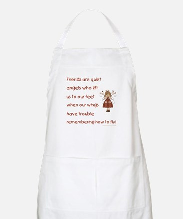 FRIENDS ARE... Apron