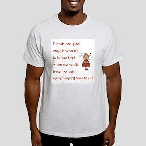 FRIENDS ARE... Light T-Shirt
