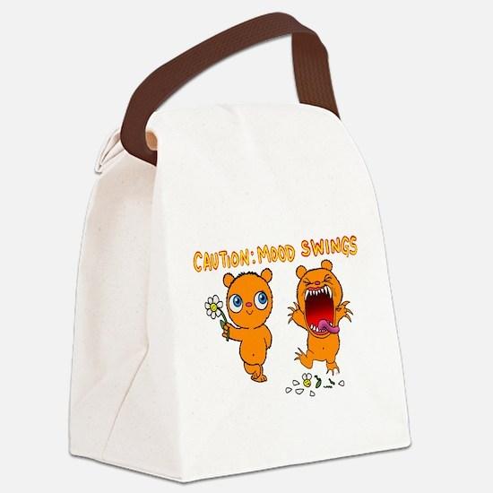 Mood Swings Canvas Lunch Bag