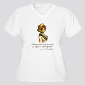 Mansfield Park Plus Size T-Shirt
