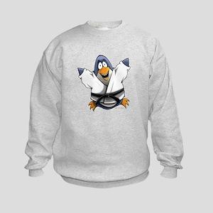 Karate Penguin Sweatshirt