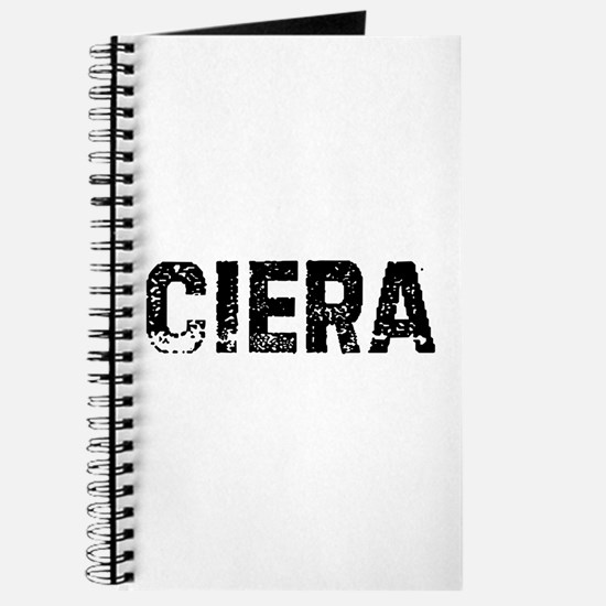 Ciera Journal