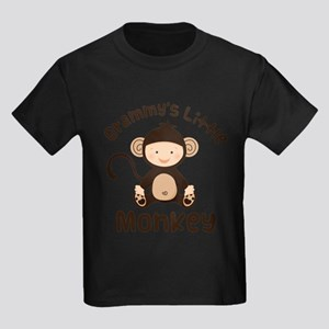 Grammy Grandchild Monkey T-Shirt