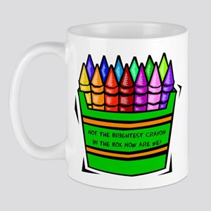 RK Not the Brightest Color Ar Mug