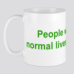 Normal? Mug
