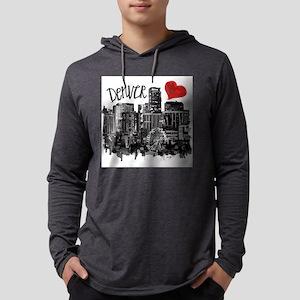 I love Denver Long Sleeve T-Shirt