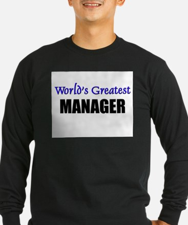 Worlds Greatest MANAGER T