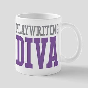 Playwriting DIVA Mugs