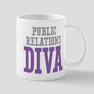 Public Relations DIVA Mugs