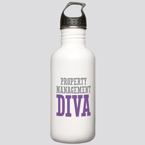 Property Management DI Stainless Water Bottle 1.0L