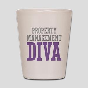 Property Management DIVA Shot Glass