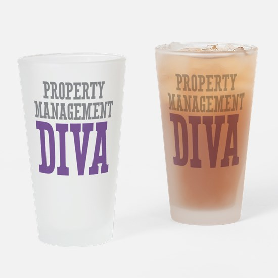 Property Management DIVA Drinking Glass