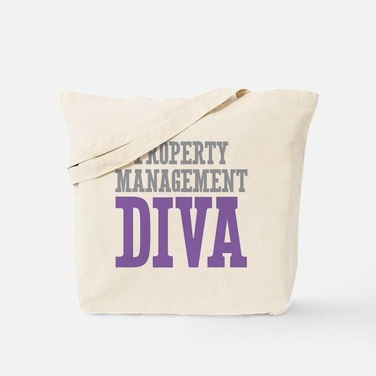Property Management DIVA Tote Bag
