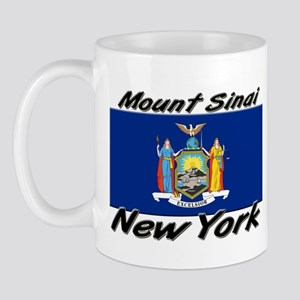 Mount Sinai New York Mug