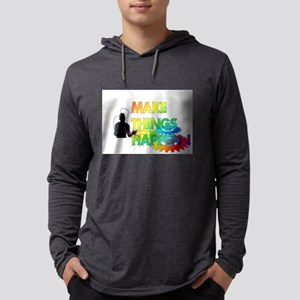 Make Things Happen Long Sleeve T-Shirt