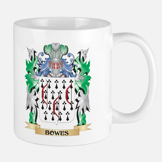 Bowes Coat of Arms - Family Crest Mugs