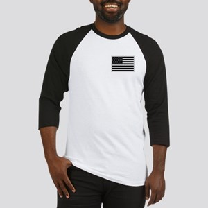 Subdued US Flag Tactical P Baseball Jersey