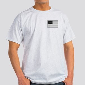 Subdued US Flag Tactical P Light T-Shirt