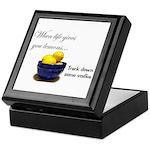 When life gives you lemons... Keepsake Box