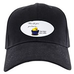 When life gives you lemons... Black Cap