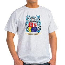 Colombot Coat of Arms - Family Crest T-Shirt