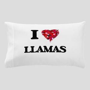 I love Llamas Pillow Case