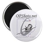 OPShots Logo Magnet