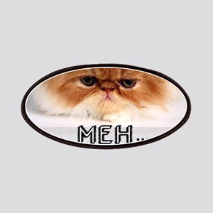 meh mad cat Patch