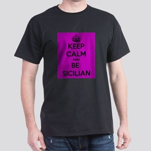 Keep Calm be Sicilian T-Shirt