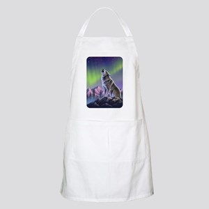 Howling Wolf 2 BBQ Apron