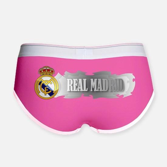 Real Madrid Elegant Women's Boy Brief