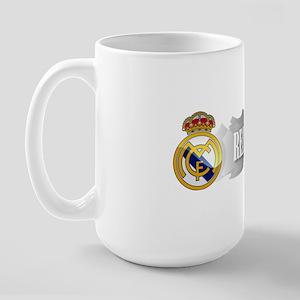 Real Madrid Elegant Large Mug