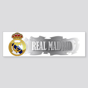 Real Madrid Elegant Sticker (Bumper)