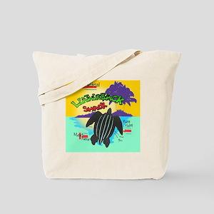 Leatherback Shack Shower Curtain Tote Bag