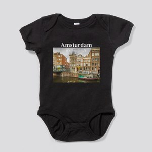 Amsterdam Baby Bodysuit
