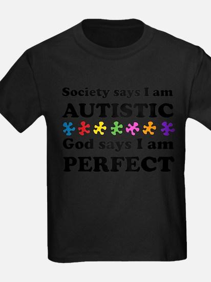 Funny Autism awareness T