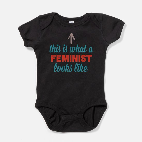 Feminist Baby Bodysuit