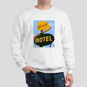 MOTEL VACANCY Sweatshirt
