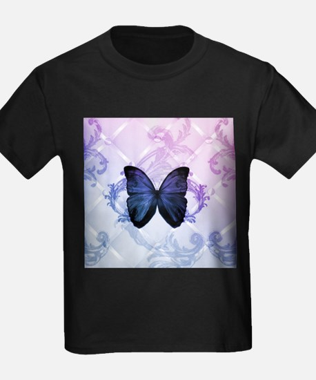 cute hipster girly butterfly T-Shirt