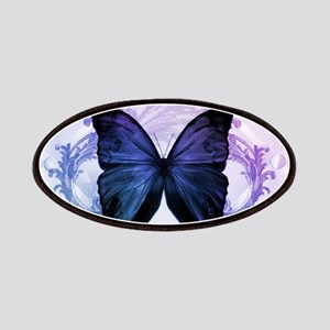 cute hipster girly butterfly Patch
