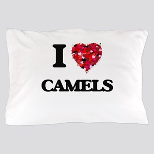 I love Camels Pillow Case